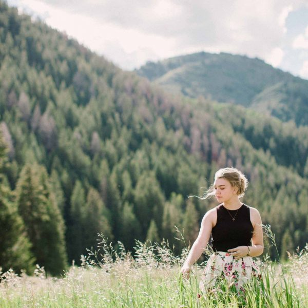 PAIGE'S SENIOR SESSION VAIL, COLORADO