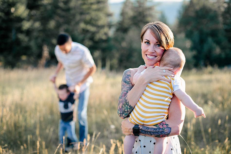 Denver Family Photographers | Angela Terrell Baby Photographer